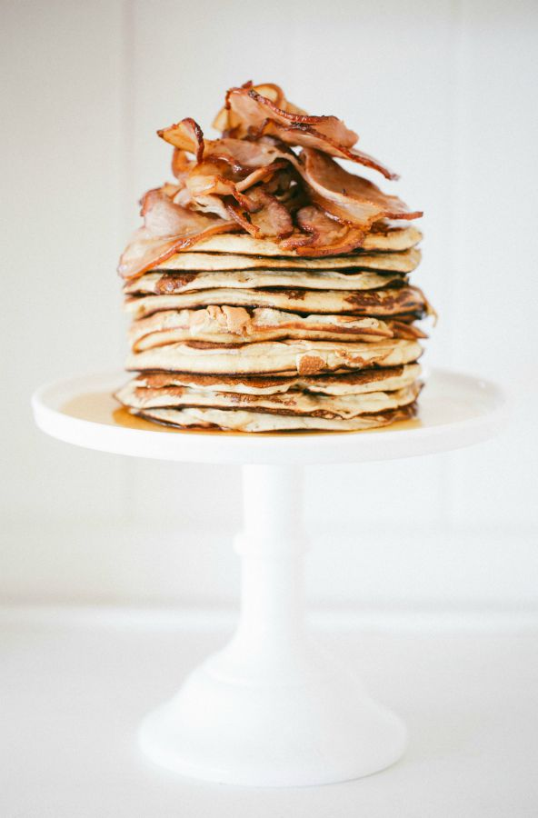 Maple Bacon Pancakes LR3