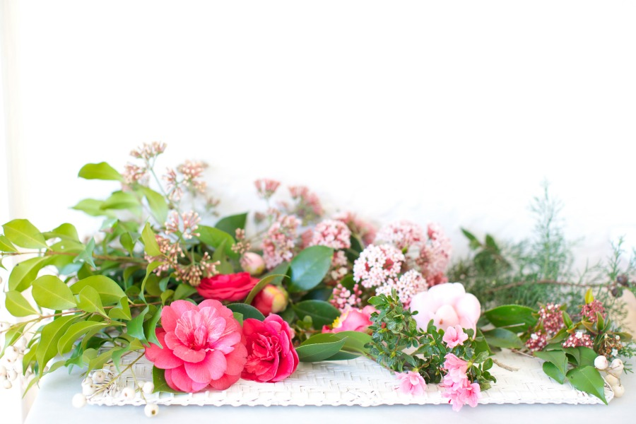 DIY Cake Flowers LR4